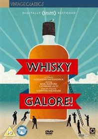 Whisky Galore (Import DVD)
