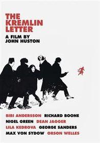 Kremlin Letter (Import DVD)
