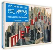 Metropolis: Reconstructed and Restored (Import Blu-ray)