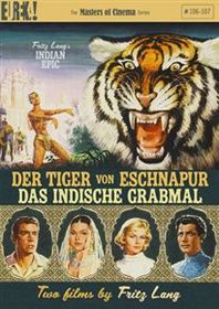 Tiger of Bengal/The Tomb of Love (Import DVD)