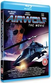 Airwolf The Movie (Import Blu-ray)