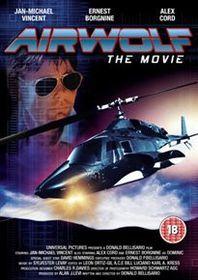 Airwolf: The Movie (Import DVD)