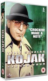 Kojak: Season 4 (Import DVD)