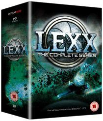 Lexx: Complete Series 1-4 (Import DVD)
