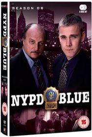 NYPD Blue: Season 6 (Import DVD)