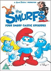 The Smurfs: Four Smurf-tastic Episodes (Import DVD)