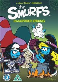 The Smurfs: Halloween Special (Import DVD)