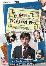 Adrian Mole: The Complete Series (Import DVD)