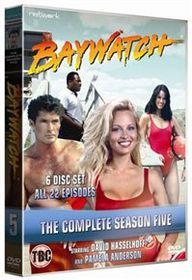 Baywatch: The Complete Series 5 (Import DVD)