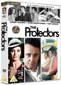 The Protectors : The Complete Series (Import DVD)