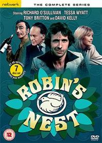 Robin's Nest: The Complete Series (new Packag