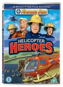Fireman Sam - Helicopter Heroes (Import DVD)