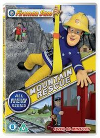 Fireman Sam - Mountain Rescue (DVD)