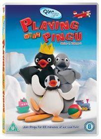 Pingu: Series 4 - Volume 2 - Playing With Pingu (Import DVD)