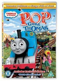 Thomas the Tank Engine and Friends: Pop Goes Thomas (Import DVD)