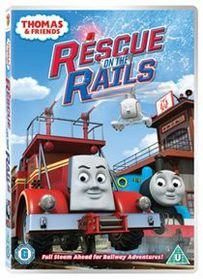 Thomas the Tank Engine and Friends: Rescue On the Rails (Import DVD)