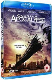 Quantum Apocalypse (Import Blu-ray)