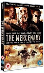 The Mercenary (Import DVD)
