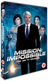 Mission Impossible: The 1988 TV Season (Import DVD)