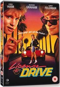 License To Drive (Import DVD)