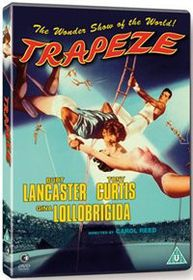 Trapeze (Import DVD)