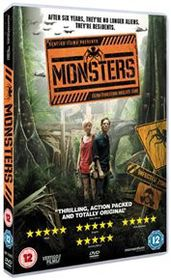 Monsters (Import DVD)