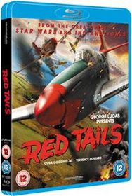 Red Tails (Import Blu-ray)