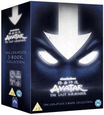 Avatar - The Last Airbender: The Complete Collection (Import DVD)