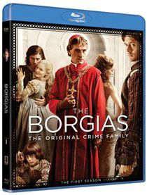 The Borgias: Season 1 (Import Blu-ray)