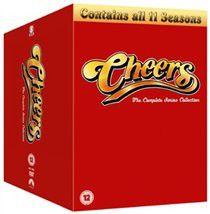 Cheers: Seasons 1-11 (Import DVD)