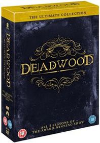 Deadwood: Seasons 1-3 (parallel import)