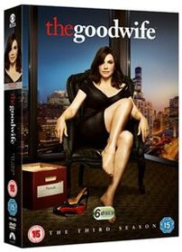 The Good Wife: Season 3 (Import DVD)