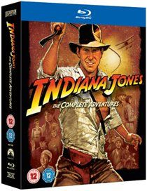 Indiana Jones: The Complete Collection (Blu-ray
