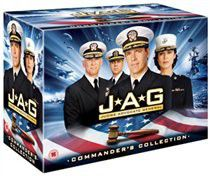 JAG: The Complete Seasons 1-10 (parallel import)