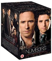Numb3rs: Complete Collection (Import DVD)