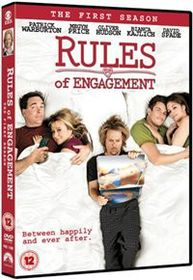 Rules of Engagement: Season 1 (Import DVD)