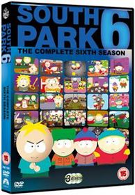 South Park: Series 6 (parallel import)