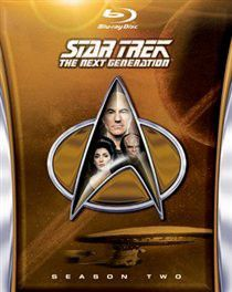 Star Trek the Next Generation: The Complete Season 2 (Import Blu-ray)