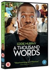 A Thousand Words (Import DVD)