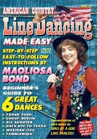 Line Dancing Made Easy (Import DVD)