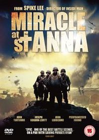 Miracle At St Anna (Import DVD)