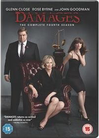 Damages: Season 4 (Import DVD)