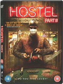 Hostel 3 (Import DVD)