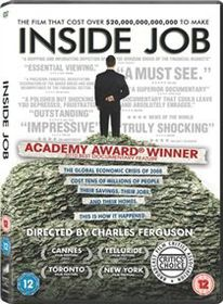 Inside Job (Import DVD)