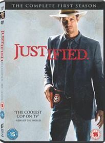 Justified: The Complete First Season (Import DVD)