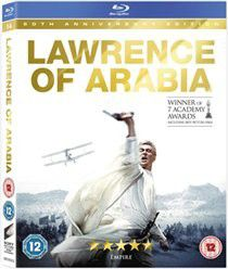Lawrence of Arabia (Import Blu-ray)