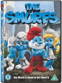 The Smurfs (Import DVD)