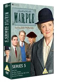 Marple: The Complete Series 5 (Import DVD)