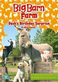 Big Barn Farm: Dash's Birthday Surprise and Other Stories(Import DVD)