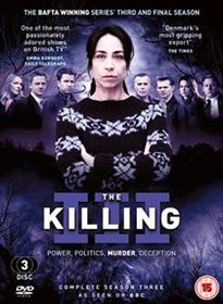 The Killing: Season 3 (Import DVD)